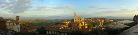 View from Perugia (Photo)