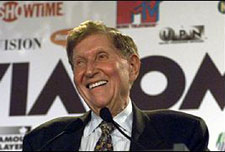 a biography of sumner m redstone the chairman of the board and chief executive officer of viacom Mr sumner m redstone is the founder of cbs corporation mr redstone serves as the president of nairi inc mr redstone has been the chief executive officer of national amusements, inc since 1967 and served as its president from 1967 to 1999.